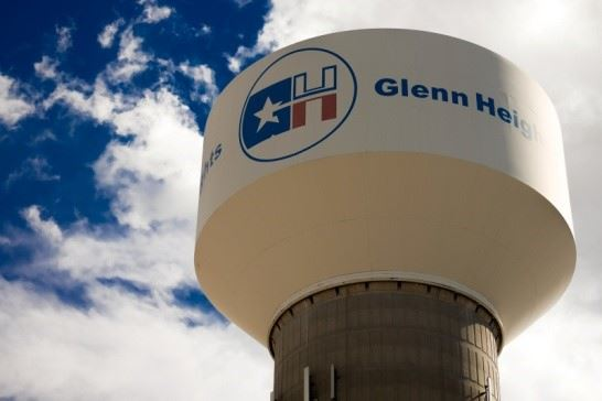 Glenn Heights Water Tower
