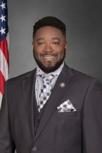 Jeremy Woods, Council Member Place 3