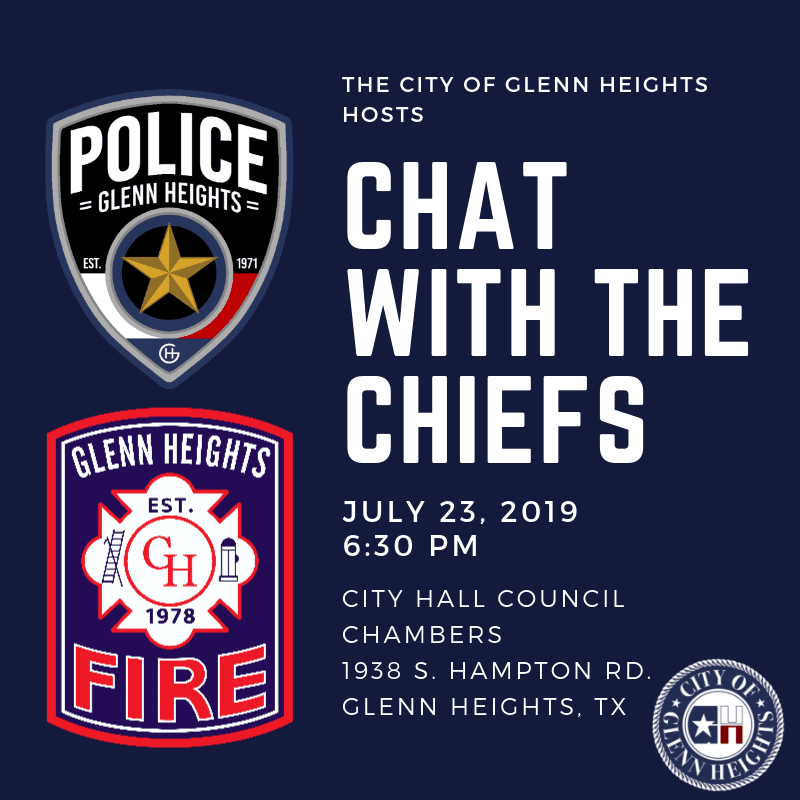 Summer 19 Chat with the Chiefs Graphic
