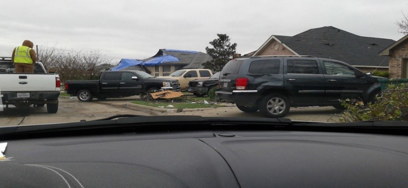 Community Damage Tornado 15-1