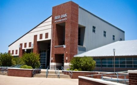 Red Oak Intermediate School Building